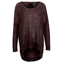 Buy Minimum Knitted Jumper, Dark Grey Online at johnlewis.com