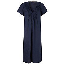 Buy John Lewis Pintuck Front Linen Dress Online at johnlewis.com
