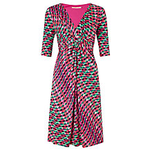 Buy John Lewis Capsule Collection Print Jersey Dress, Kaleidoscope Online at johnlewis.com