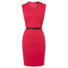 Buy Coast Alba Sleeveless Dress, Pink Online at johnlewis.com