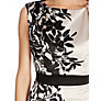 Buy Coast Pensae Printed Dress, White Online at johnlewis.com