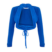 Buy Damsel in a dress Maduro Shrug, Blue Online at johnlewis.com