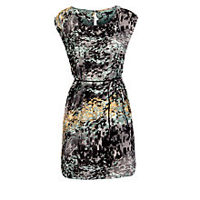 Buy Minimum Print Tunic Dress, Multi Online at johnlewis.com