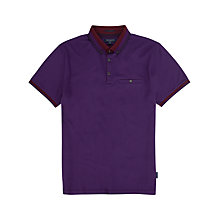 Buy Ted Baker Daylea Cotton Polo Top Online at johnlewis.com