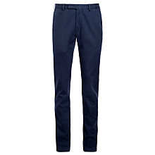 Buy Polo Ralph Lauren Military Chino Trousers, Aviator Navy Online at johnlewis.com