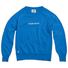 Buy Franklin & Marshall Logo Print Sweatshirt Online at johnlewis.com