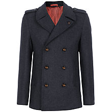 Buy Ted Baker Lolplum Wool-Blend Coat Online at johnlewis.com