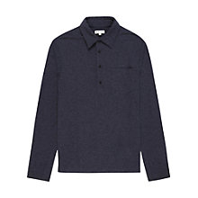 Buy Reiss Grenoble Long Sleeve Polo Shirt Online at johnlewis.com