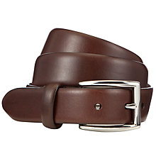 Buy Polo Ralph Lauren Leather Pin Buckle Belt Online at johnlewis.com