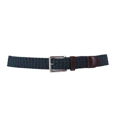 Buy John Lewis Woven 2 Colour Belt Online at johnlewis.com