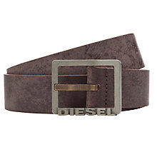 Buy Diesel Biflav Cintura Belt Online at johnlewis.com
