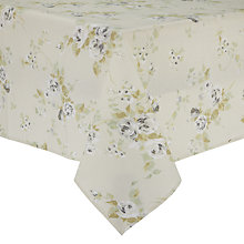Buy John Lewis Rose Garden Wipe Clean Tablecloth Online at johnlewis.com