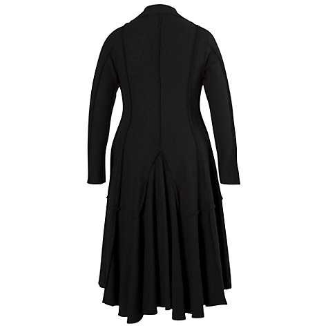 Buy Chesca Seamed Flared Coat Online at johnlewis.com