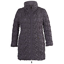 Buy Chesca Bonfire Coat, Purple Online at johnlewis.com