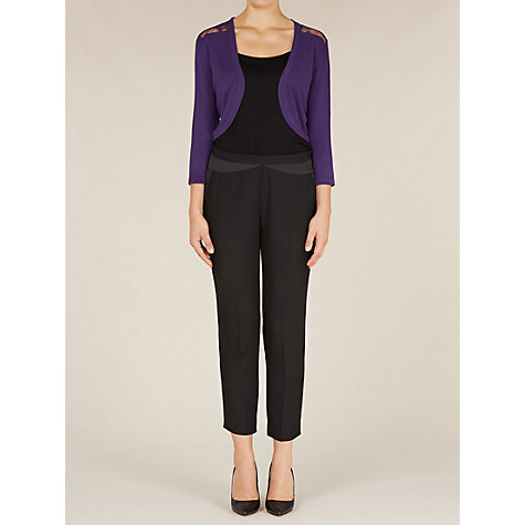 Buy Kaliko Lace Yoke Bolero Online at johnlewis.com
