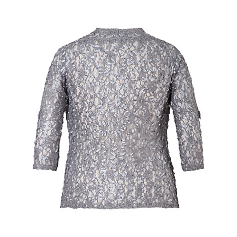 Buy Chesca Cornelli Trimmed Lace Jacket Online at johnlewis.com