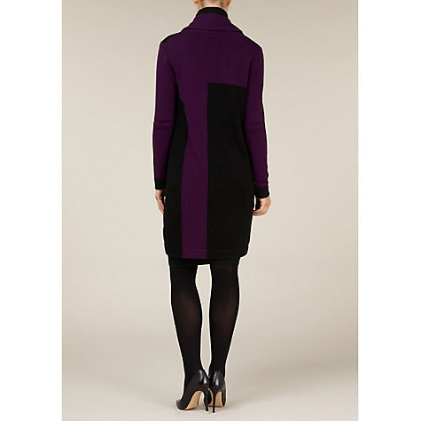 Buy Planet Block Cardigan, Multi Online at johnlewis.com