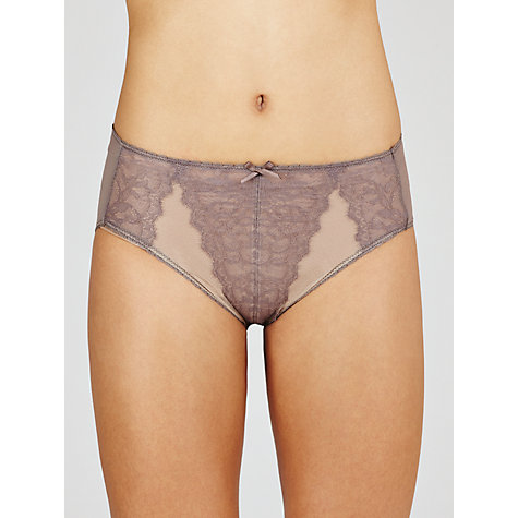 Buy Wacoal Retro Chic High Cut Briefs Online at johnlewis.com