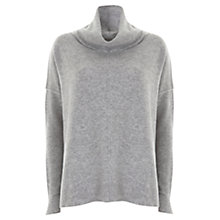 Buy Hygge by Mint Velvet Cashmere Boxy Knit Jumper Online at johnlewis.com