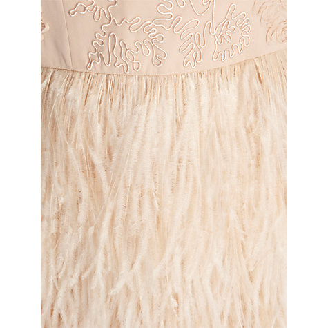 Buy Coast Savita Dress, Soft Pink Online at johnlewis.com