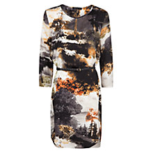 Buy Mango Landscape Dress,Grey Online at johnlewis.com