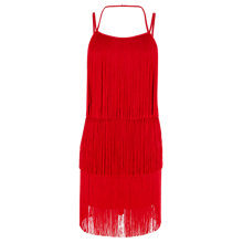 Buy Coast Cha Cha Dress, Scarlet Online at johnlewis.com