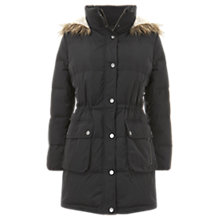 Buy Mint Velvet Down-Filled Padded Coat Online at johnlewis.com