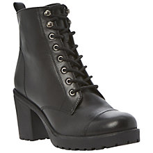 Buy Bertie Plath Leather Ankle Boots Online at johnlewis.com