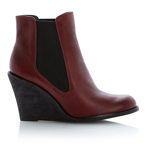 Buy Bertie Peony Ankle Boots Online at johnlewis.com