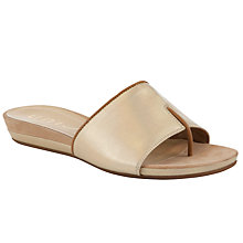 Buy Unisa Akini Leather Sandals Online at johnlewis.com