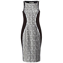 Buy Damsel in a dress Aries Sequin Dress, Gold Online at johnlewis.com