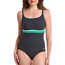Buy Speedo Sculpture Women's Contour 1 Piece Swimsuit Online at johnlewis.com