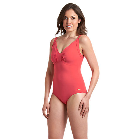 Buy Speedo Sculpture Watergem Adjustable Swimsuit Online at johnlewis.com
