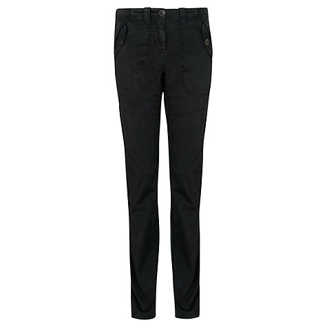 Buy Jigsaw Brushed Cotton Chinos Online at johnlewis.com