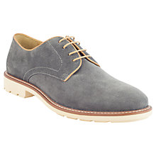 Buy Steptronic Suede Derby Shoes Online at johnlewis.com