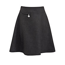 Buy John Lewis Girls' 2014 A-Line School Skirt Online at johnlewis.com