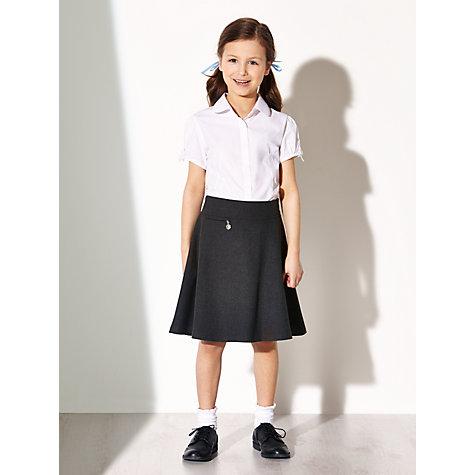 buy lewis adjustable waist a line school skirt