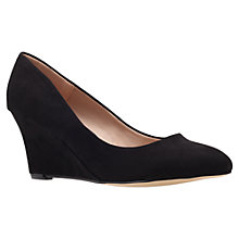 Buy Carvela Krissy Court Shoes, Black Online at johnlewis.com