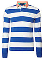 Gant Striped Cotton Rugby Shirt