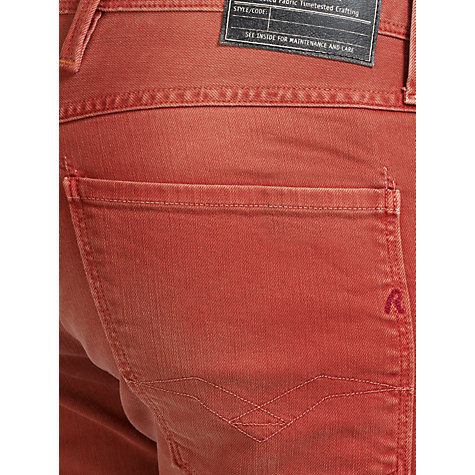 Buy Replay Anbass Slim Tapered Jeans Online at johnlewis.com