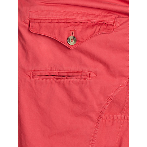 Buy Polo Ralph Lauren Langley Cotton Jacket, Flame Online at johnlewis.com