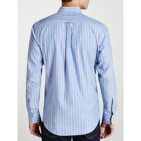 Buy Gant Striped Summer Oxford Shirt Online at johnlewis.com