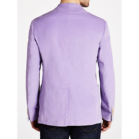 Buy Polo Ralph Lauren Cord Blazer, Lavender Online at johnlewis.com