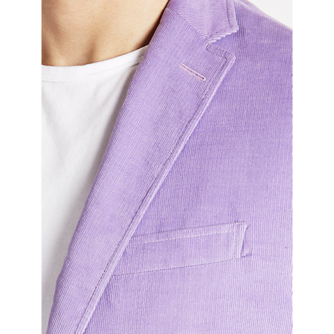 Buy Polo Ralph Lauren Cord Jacket, Lavender Online at johnlewis.com