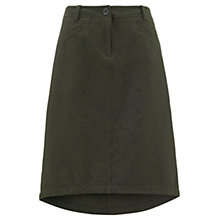 Buy Jigsaw Tumbled Wool Skirt, Green Online at johnlewis.com