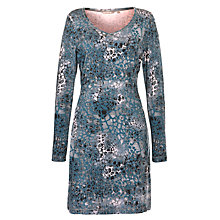Buy Sandwich Printed Dress, Lake Blue Online at johnlewis.com