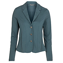 Buy Sandwich Buttoned Jacket, Lake Blue Online at johnlewis.com