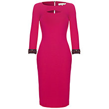 Buy Damsel in a dress Mahina Dress, Pink Online at johnlewis.com