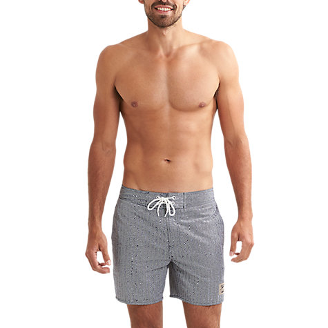 "Buy Speedo Textured Printed 16"" Leisure Watershort Swim Shorts Online at johnlewis.com"