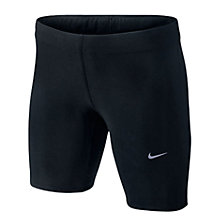 Buy Nike Women's Tech Running Shorts, Black Online at johnlewis.com